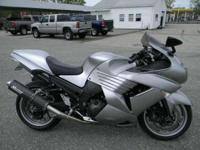 Make: Kawasaki Mileage: 9,825 Mi Year: 2008 Condition: