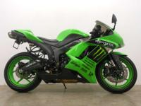 2008 Kawasaki Ninja ZX-6R Used Motorcycles for sale