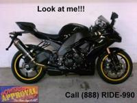 2008 Kawasaki Ninja ZX1400 Sport Bike - only
