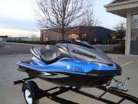2008 KAWASAKI JETSKI ULTRA 250X SUPERCHARGED with 159