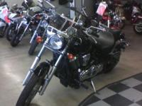 2008 Kawasaki VN 900 CUSTOM will get the job done for