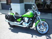 2008 Kawasaki VN900-C SUMMER'S ALMOST HERE DON'T MISS