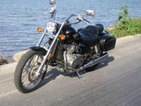 2008 Kawasaki Vulcan 500 LTD, Economical Cruiser with