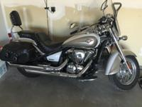 I am selling my 2008 Vulcan 900 that is in excellent