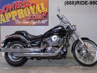 2008 Kawasaki Vulcan 900C Custom motorcycle for sale
