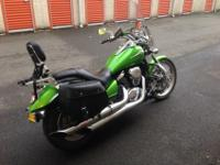 I am selling a 2008 Kawasaki Vulcan Custom 903 in