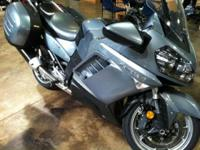 Make: Kawasaki Mileage: 17,684 Mi Year: 2008 Condition: