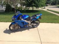 For sale is a 2008 kawasaki identical to the typical