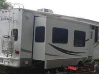 Must Sell: 2008 Challenger (by Keystone) 5th Wheel in