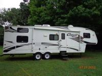 For Sale: 2008 Keystone Cougar Fifth Wheel Camper