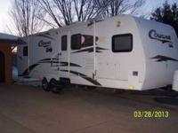 2008 Keystone Cougar in Excellent Condition No Smoking