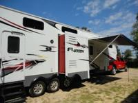 2008 Keystone Fuzion 373 For Sale In Sparta, Wisconsin