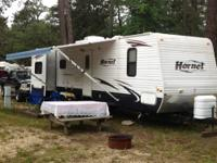 Price reduced to $13,500. This 32 ft travel trailer is