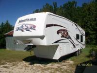 This Beautiful Fifth Wheel Is In Excellent Condition By