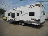 For sale is a Nice Big 37' 2008 Keystone Raptor 3600RL