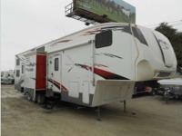 2008 Keystone Fuzion M393. Considered to be fully Self