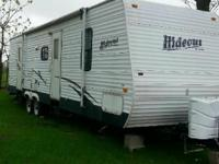 2008 Keystone Hornet Hideout Travel Trailer. Relatively