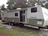 2008 KEYSTONE SUMMERLAND SERIES M-3720 BH ALL STANDARD