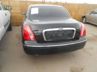 WE ARE PARTING OUT A 2008 KIA AMANTI BLACK. A LOT OF OF