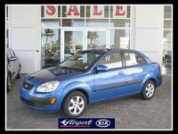 Options Included: N/AThis 2008 Kia Rio LX is a great
