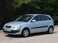 2008 KIA RIO Sedan Our Location is: Chris Leith