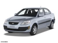 This 2008 Kia Rio5 is a real winner with features like