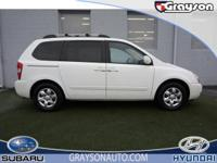 CARFAX 1-Owner. Third Row Seat, CD Player, Dual Zone