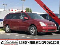 Check out this gently-used 2008 Kia Sedona we recently