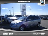Exterior Color: silver, Body: Minivan, Engine: 3.8L V6