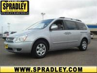 WOW! This is one hot offer! This 2008 Kia Sedona gets