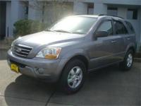 This 2008 Kia Sorento LX is offered to you for sale by