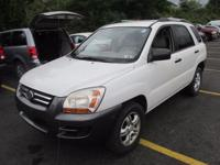 Recent Arrival! 2008 Kia Sportage LX CARFAX One-Owner.