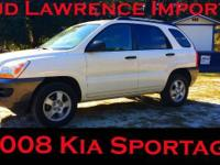 2008 Kia Sportage, 92,551 miles Rate: $8,999. Year: