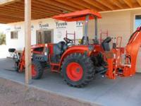 MUST SELL!!!!!! 2008 tractor (38 hp, Dadong engine)
