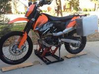 2008 KTM 690 Enduro R - Baja - Rally - Adventure - High