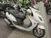. Make: Kymco Mileage: 5,846 Mi Year: 2008 Condition: