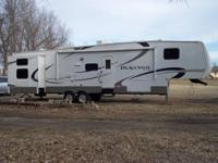 RV Type: Fifth Wheel Year: 2008 Make: KZ Model: Durango