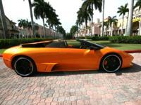 You are looking at the 2008 Lamborghini Murcielago