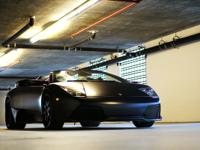 RARE 2008 Lamborghini Murcielago LP640 Roadster One of