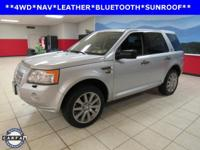 CLEAN CARFAX, BLUETOOTH, HEATED SEATS, LEATHER,