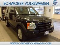 Check out this gently-used 2008 Land Rover LR3 we