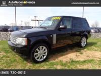 2008 Land Rover Range Rover Our Location is: AutoNation