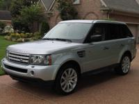 2008 Land Rover Range Rover Sport SC  Condition: 	Used