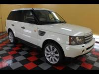 2008 Land Rover Range Rover Super Charged Sport 4WD