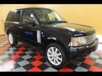2008 Land Rover Range Rover 4WD Supercharged REALLY