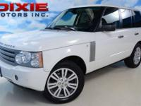 THANK YOU FOR LOOKING AT OUR 2008 RANGE ROVER HSE. AS