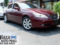 2008 Lexus ES 350 Royal Ruby Metallic *CLEAN CARFAX*,