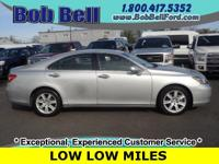 2008 Silver Lexus ES 350 USB Charging Port, Cruise