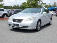 2008 Lexus ES 350 ULTRA LUXURY in Tungsten Pearl,