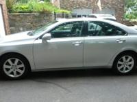 Selling a silver 2008 Lexus ES 350 with simply 62,300